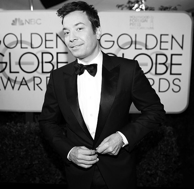 Jimmy Fallon in Tom Ford