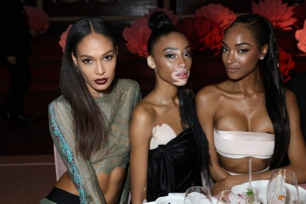 Britain's fashion awards makes nod to youth and internationalism