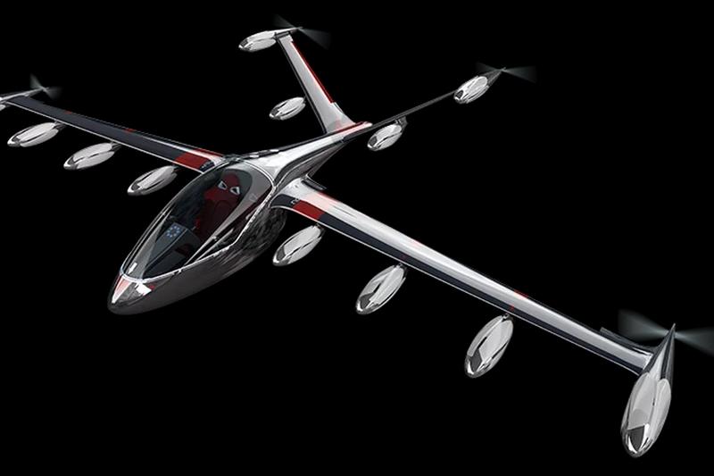 Joby Aviation VTOL version