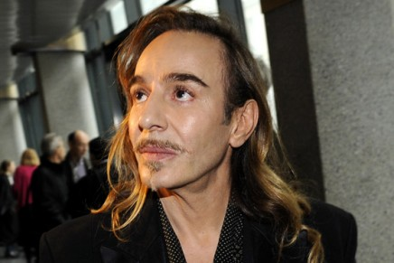 John Galliano's return is more than a matter of style. Fashion world, wake up