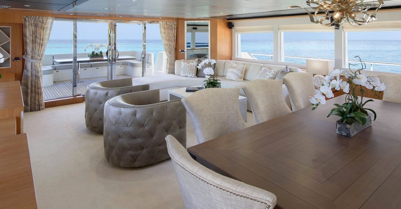 Johnson Yachts Johnson 93 - new interior