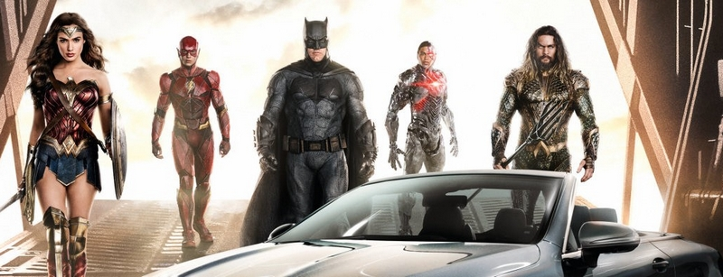 Justice League x Mercedes-Benz - Hard to Resist