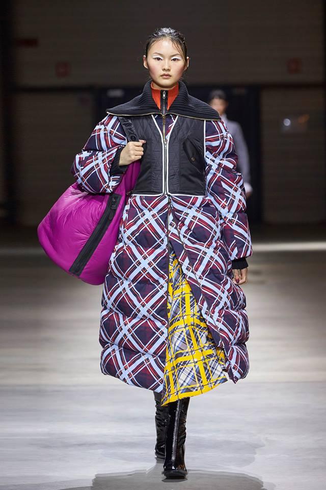 KENZO FALL-WINTER 2017 - WOMEN LOOK 10