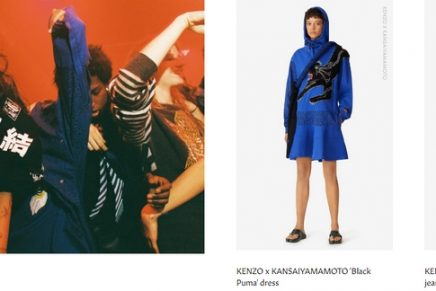 Festive-punk: Kenzo, Kansai, Felipe – A design trio for whom fashion is unabashedly festive