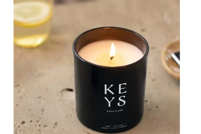 Launch of celebrity candles lights up – and cashes in – on lockdown gloom