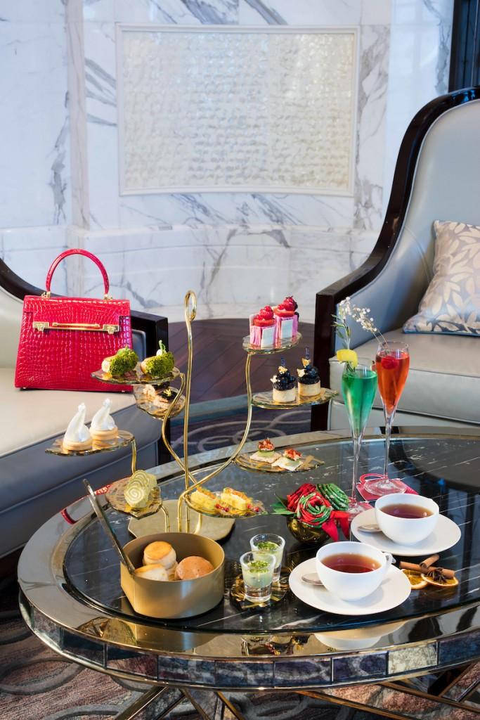KWANPEN X The Ritz-Carlton Bar & Lounge Afternoon Tea