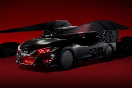 "Intelligent mobility: Star Wars:The Last Jedi""-inspired show vehicles"