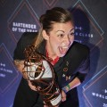 Kaitlyn Stewart has been crowned the world's best bartender of 2017