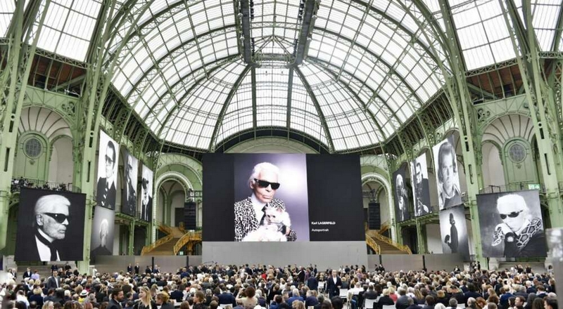 Karl For Ever 2019 -a tribute to the exceptional couturier