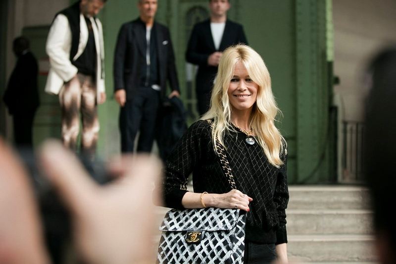 Karl For Ever 2019 -a tribute to the exceptional designer June 2019-Claudia Schiffer