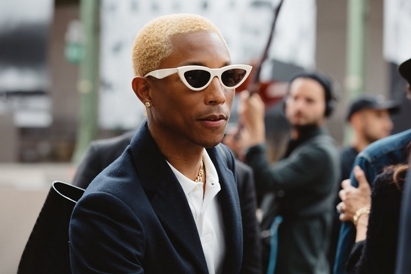 Karl For Ever 2019 -a tribute to the exceptional designer June 2019- Pharrell Williams