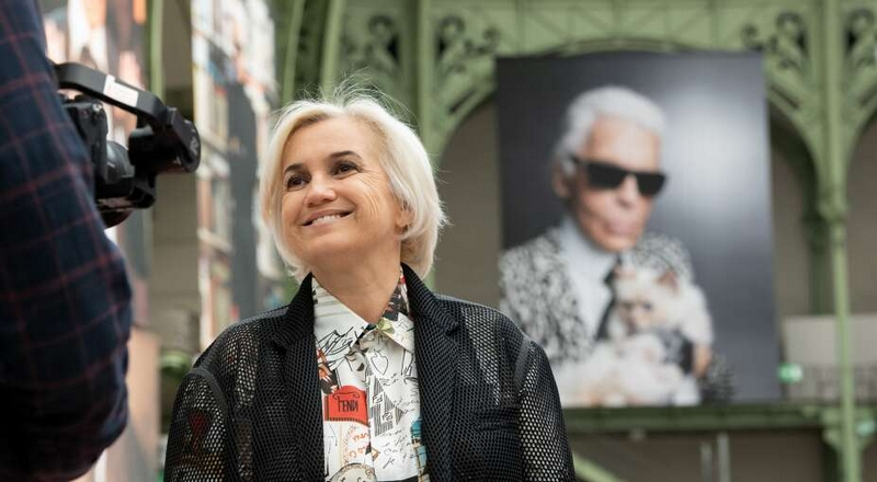 Karl For Ever tribute to the exceptional couturier at the Grand Palais in Paris 2019