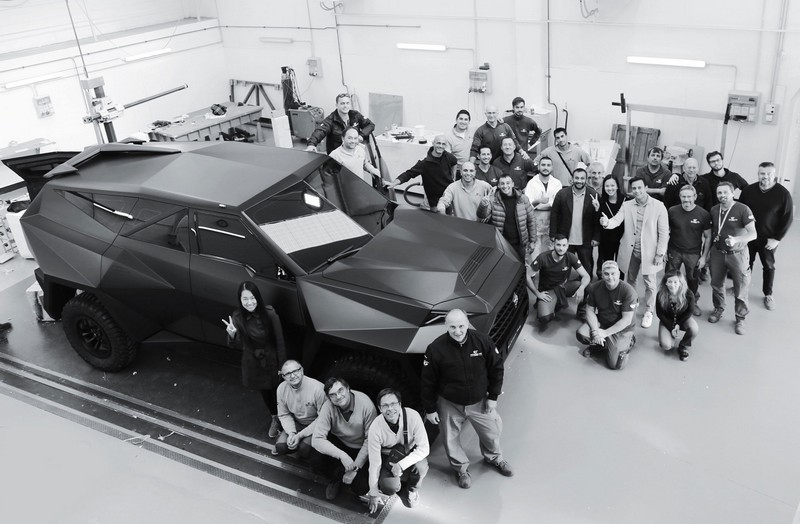Karlmann King SUV team