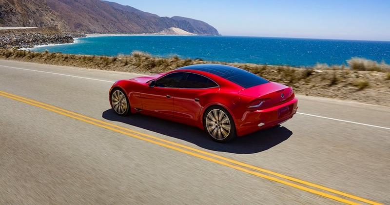 Karma Automotive Plant Launches Revero-