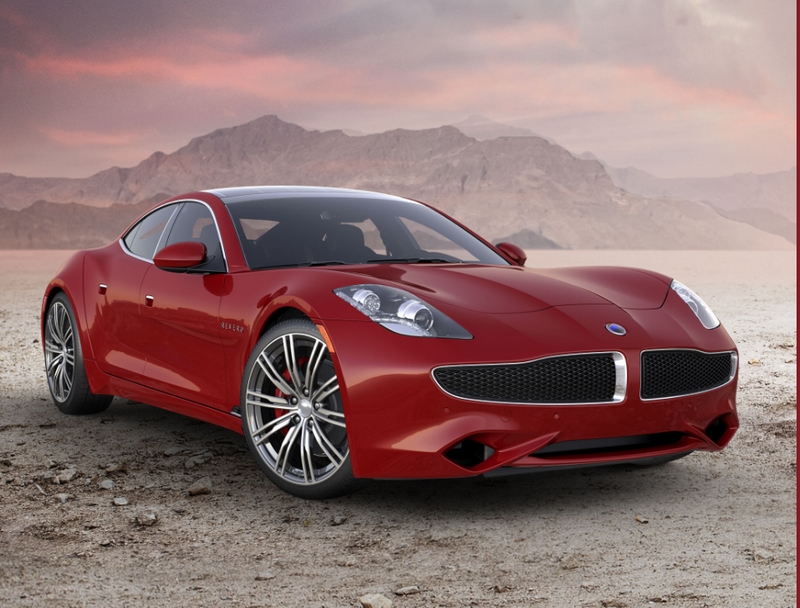 Karma Automotive Plant Launches Revero - stop for inspiration - Corona del Sol
