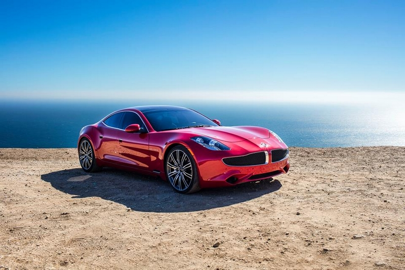Karma Automotive Plant Launches Revero - stop for inspiration