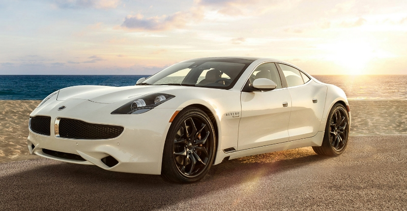 Karma Automotive's new Aliso Edition-