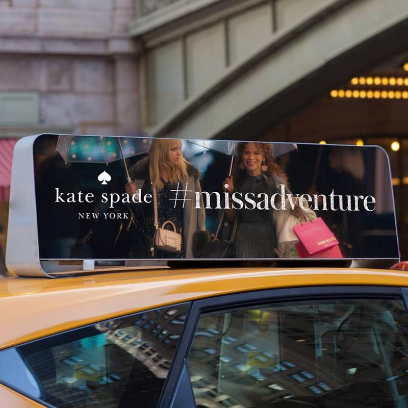 Kate Spade New York Taxi