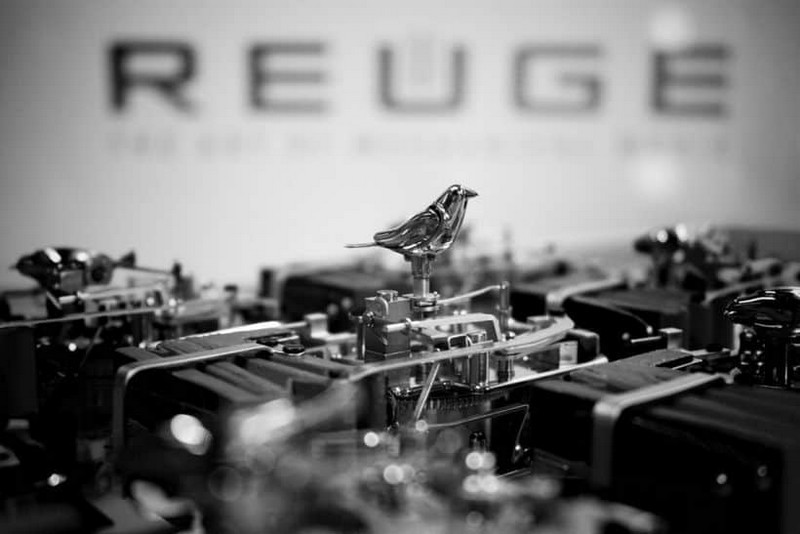 Kelys & Chirp - a turtle automaton with a singing bird on its back-Reuge