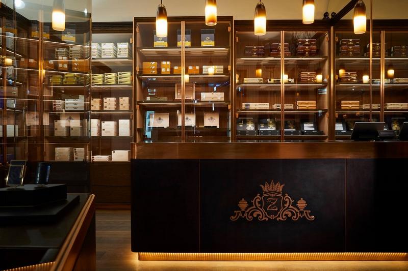 Kempinski Cigar Lounge by Zechbauer - 2018-01