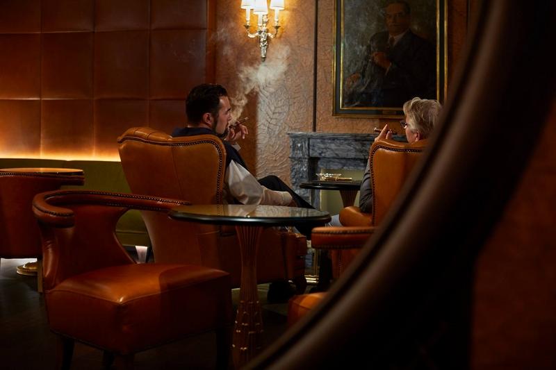 Kempinski Cigar Lounge by Zechbauer - 2018-02