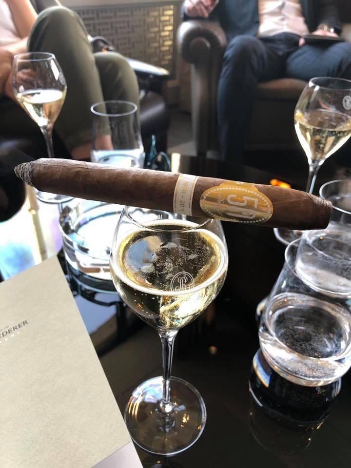 Kempinski Cigar Lounge by Zechbauer- 2018