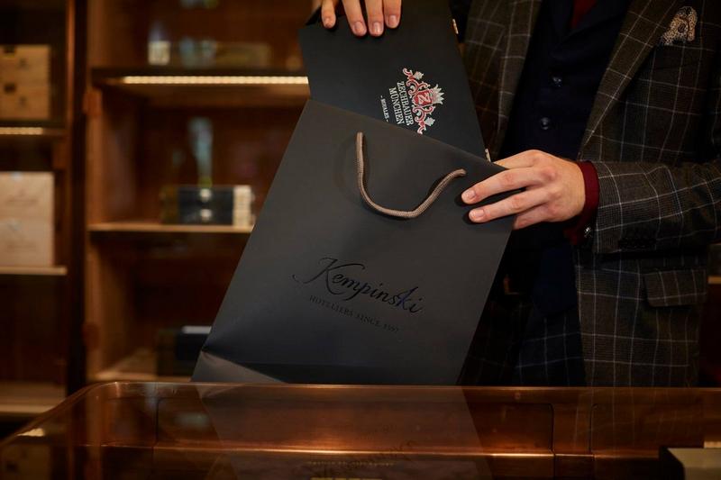 Kempinski Cigar Lounge by Zechbauer - finest details