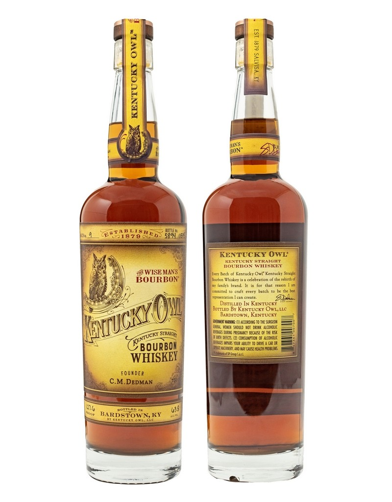 Kentucky Owl Releases Bourbon Batch #9