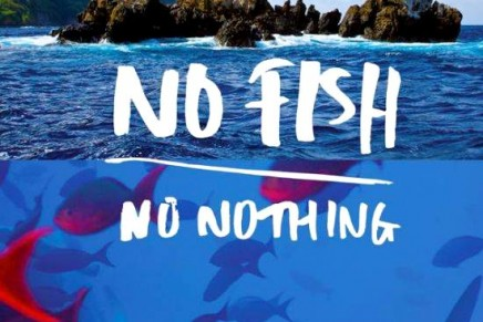 No fish… no nothing. KENZO and BLUE Marine Foundation to help raise awareness for our oceans