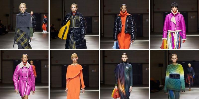 Kenzo Paris Fashion Week with Fall-Winter 2017