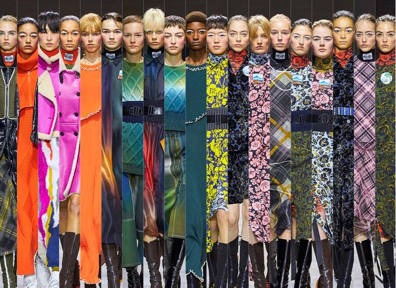 Kenzo Paris Men's Fashion Week with Fall-Winter 2017