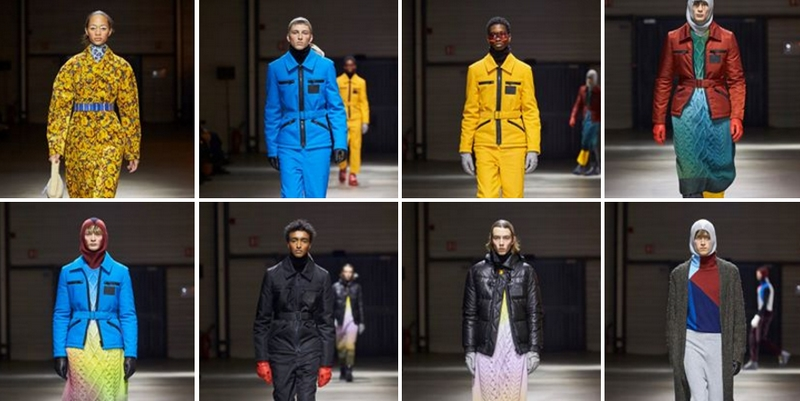 Kenzo ParisFashion Week with Fall-Winter 2017