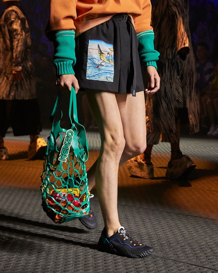 Kenzo Spring-Summer 2020 collection men accessories