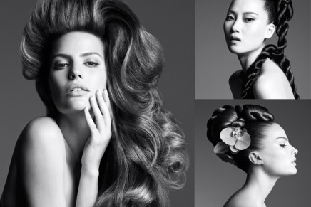 Couture Hair Styling: Kerastase Visions of Style