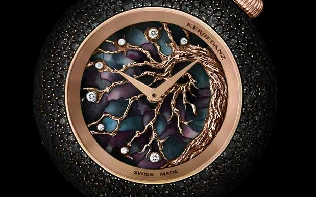 Kerbedanz The Tree of Life - Black Edition