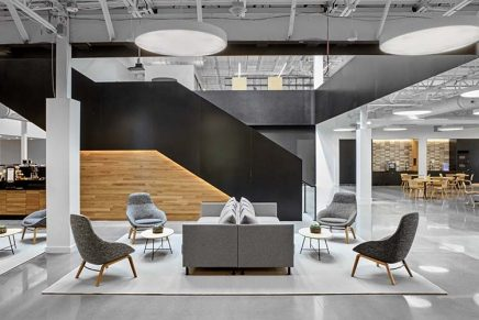 Kering opens global luxury group's North American operations center