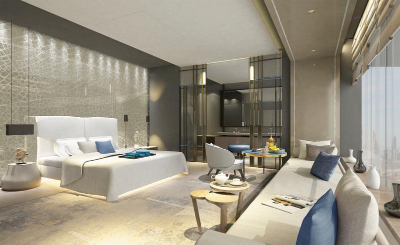 Kerzner International Holdings one&only urban resort-