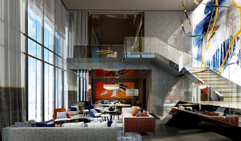 Kerzner International Holdings one&only urban resort Dubai