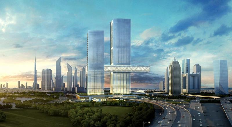 Kerzner International Holdings one&only urban resort