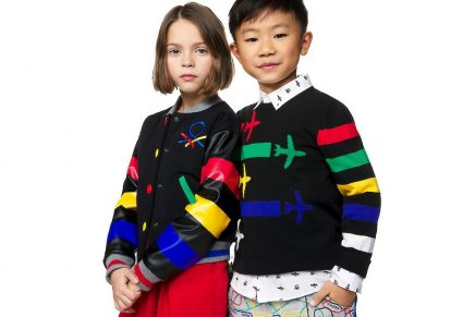 C'era una volta: Lifestyle trends for kids' fashion from Emporio Armani, Emilio Pucci, Petit Bateau, Monnalisa, and more
