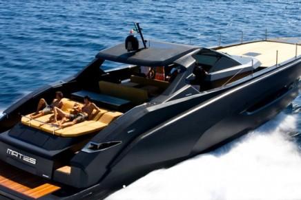 High performance and fully customizable: Kifaru Askari 657 HT designed by Luca Dini