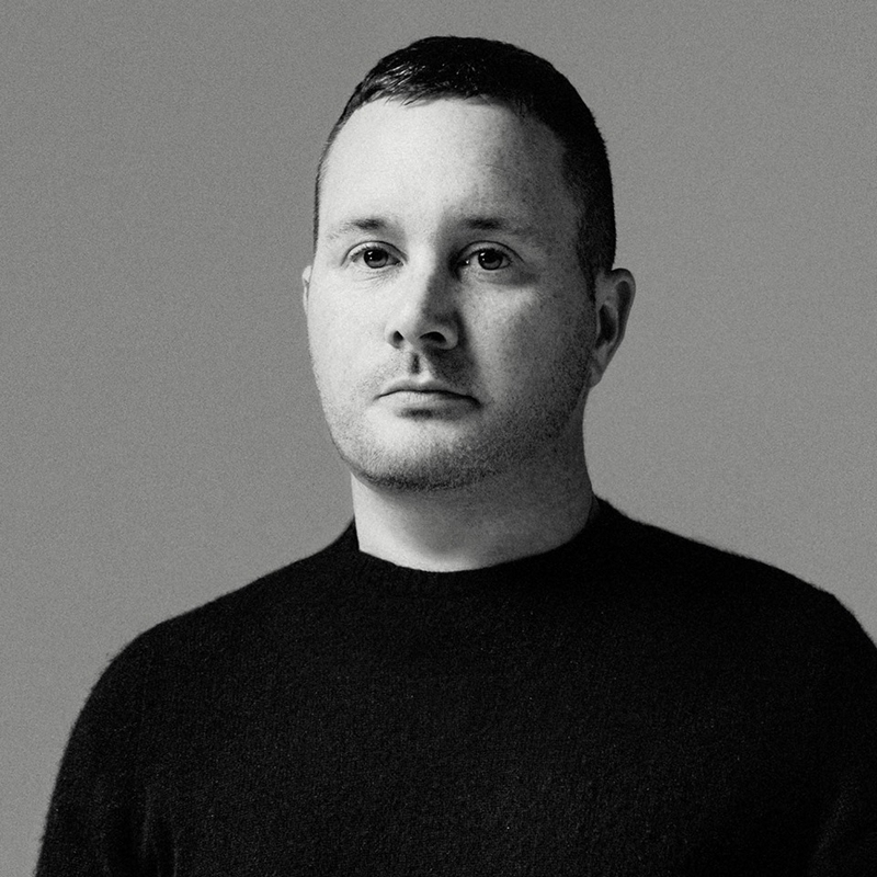 Kim Jones - Artistic Director of Dior Homme for the Ready-to-Wear and Accessories collections