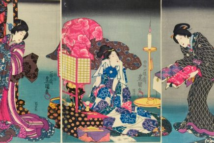 Fluid and fashionable: V&A shakes up image of 'traditional' kimono