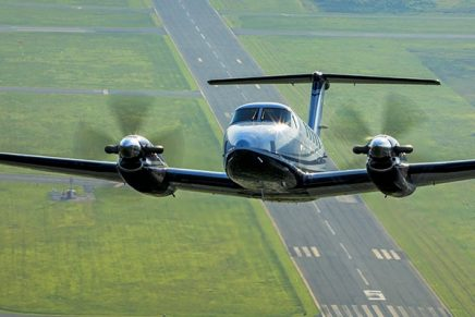 New Beechcraft King Air 260 Jet is offering superior upgrades and a greater ease of flying