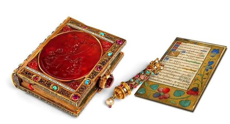 King François I's Book of Hours -