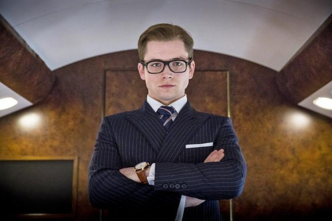 The Art of Shaving: New sophisticated grooming collection befitting the Kingsman gentleman