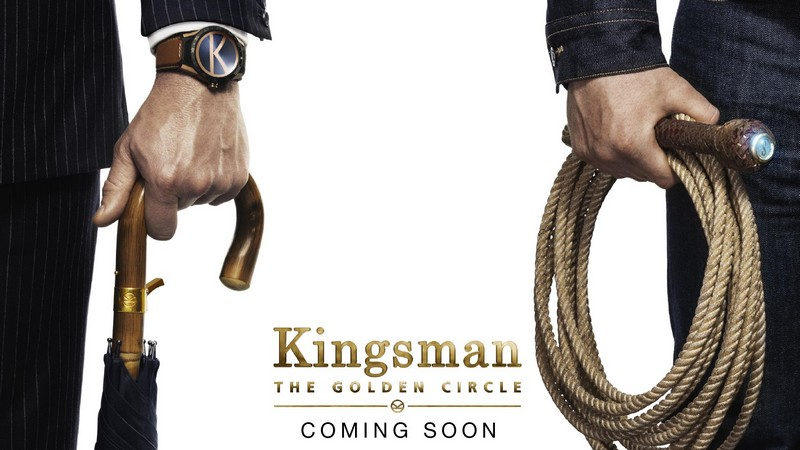 Kingsman The Golden Circle - trailer