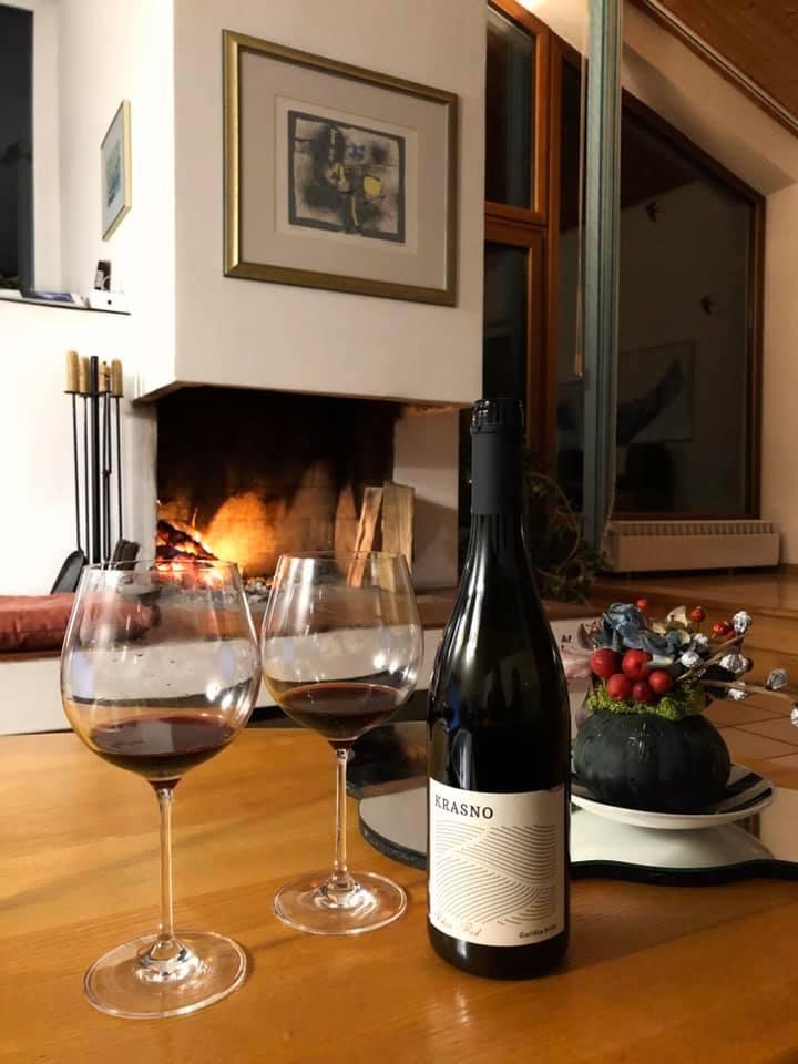 Klet Brda Krasno wine 2019