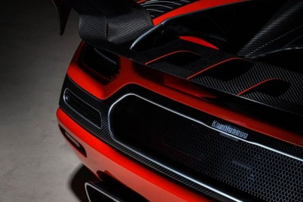 Koenigsegg Agera Final is limited to just three hypercars, which will be the last of the Agera model  line.