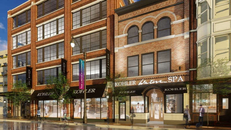 Kohler Waters Spa Lincoln Park Opening June 2019